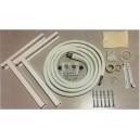 Kit montaje instalacion split Aire Acondicionado 1/4 - 1/2