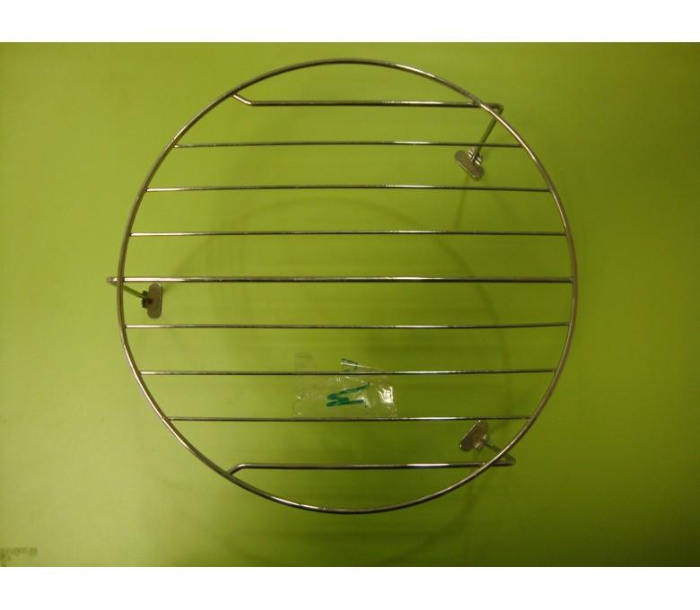 Parrilla para grill de microondas diámetro 21cm BAJA