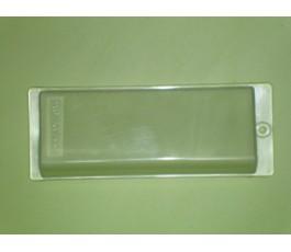 Tapa placa luz campana fagor original 170x65mm