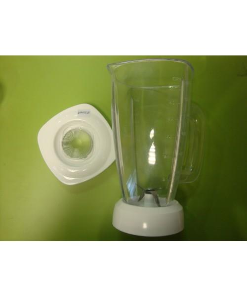 Vaso batidora plástico completo MOULINEX Q48