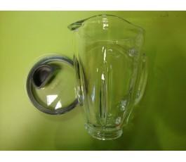 Vaso batidora  OSTERISER cristal con tapa original