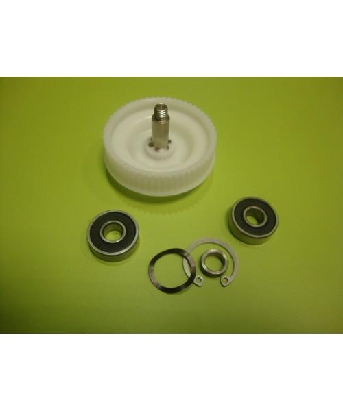 Kit polea y rodamiento adaptable TM21