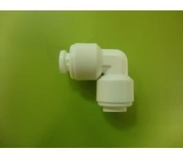 Racor 90º filtro agua frigorífico Americano