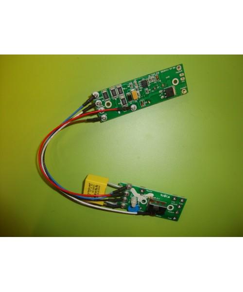 Circuito PCB completo plancha GHD MK4.2/MK5