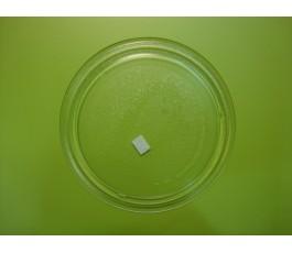 Plato microondas 24 cm diametro liso