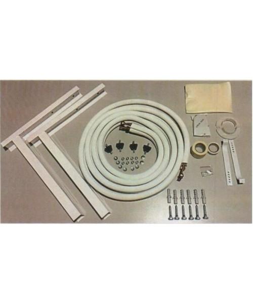 Kit montaje instalacion split Aire Acondicionado 1/4 - 3/8