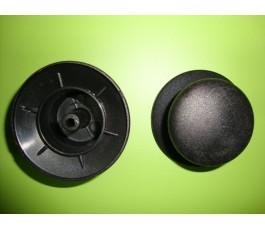 Pomo batería - tapa cristal estándar diámetro 57 mm