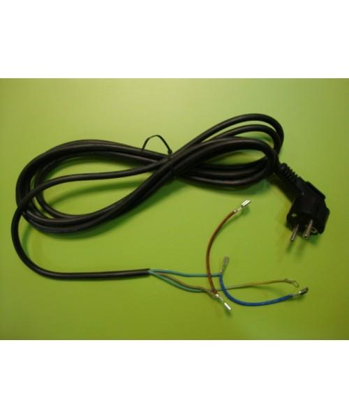 Cable brasero silicona 3x.75mm con facton