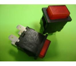 Interruptor bipolar 13x19 pulsante