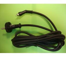 Cable negro giratorio para plancha MODEL PALSON