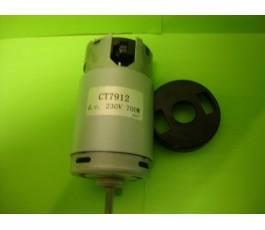 Motor batidora JATA 700w c/protector goma