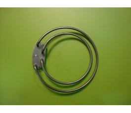 Resistencia brasero doble+tto hjm 185mm diametro