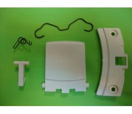 Maneta cierre lavadora SILTAL - TEKA blanco
