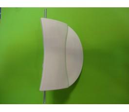 Maneta cierre lavadora BOSCH - SIEMENS blanco