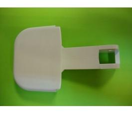 Maneta cierre lavadora ZANUSSI serie Z blanco