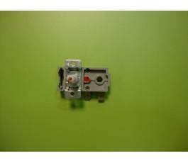 Termostato radiador 5/60º eje 20mm