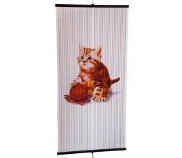 Poster calefactor modelo gatito