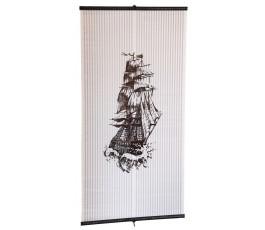 Poster calefactor modelo barco