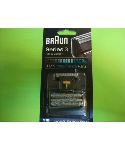 Lamina + cuchilla BRAUN 5000/6000