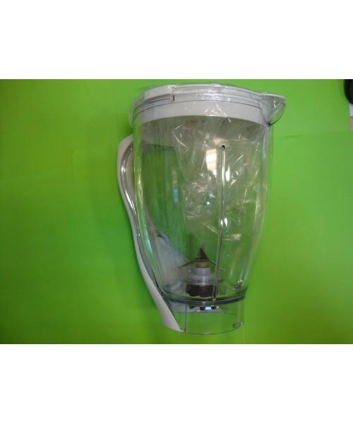 Vaso batidora plastico SEVERIN SM3714 tapa blanca