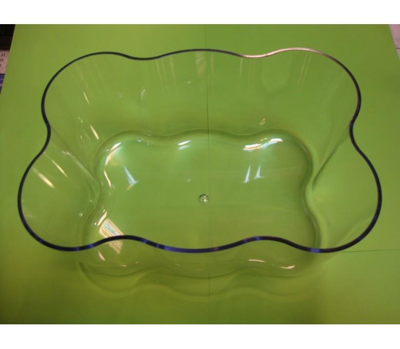 Tapa superior transparente yogutera JATA YG493