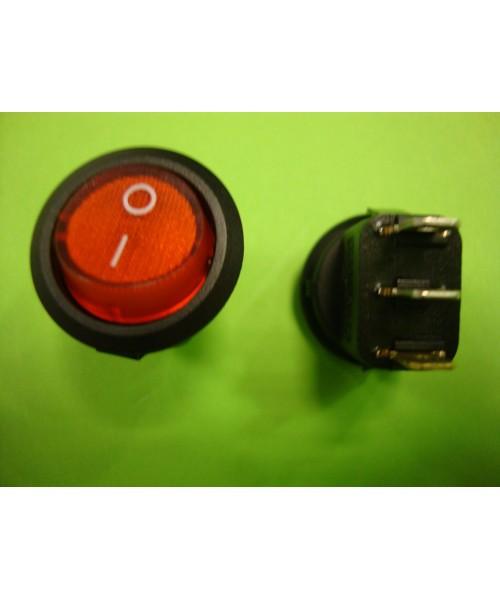 Interruptor encendido-apagado JATA CP255
