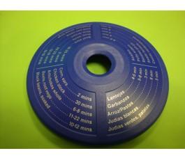 Disco proteccion t/cocion DUROMATIC SUPREME azul