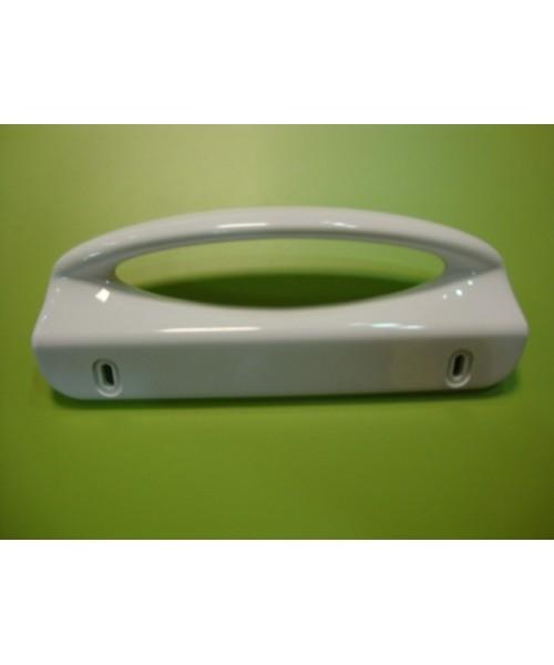 Tirador frigorifico zanussi electrolux aeg blanco recto