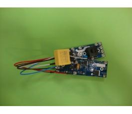 Circuito PCB completo plancha GHD MK5