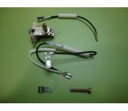 Conjunto termostato + fusible seguridad K121/122 plancha vapor