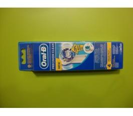 Recambio cepillo dental braun oral-B  4 unidades