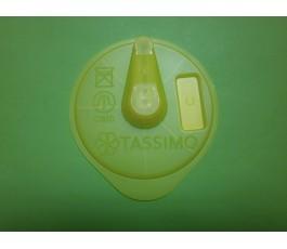 Disco T pastilla limpieza/decalcificacion  cafeteras BOSCH