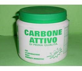 Bote 400 gr. carbon activo...