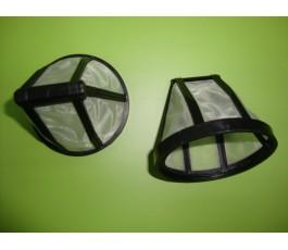 Filtro cafetera permanente nylon 1 x 2