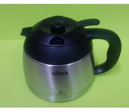 Jarra inox cafetera UFESA...