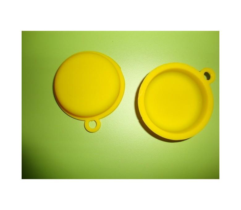 Membrana calentador junkers amarilla