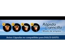 Capsula para cafe 100 unidades todos los modelos excepto CITIZ