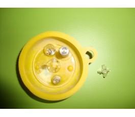 Membrana junkers amarilla con mecanismo