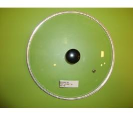 Tapa de vidrio de 30 cm de diámetro