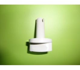 mando caudal calentador junkers w/wr original eje largo