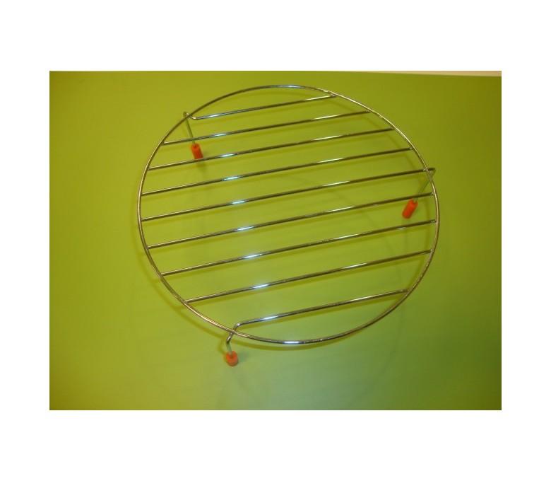 Parrilla para grill de microondas diámetro 20cm