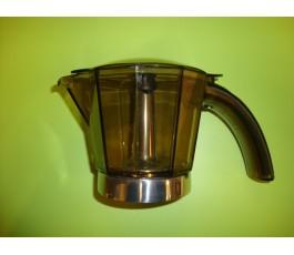 Garrafa cafetera Delonghi emk-6 Alicia sin junta ni filtro
