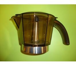 Garrafa cafetera Delonghi emk-9 sin junta ni filtro