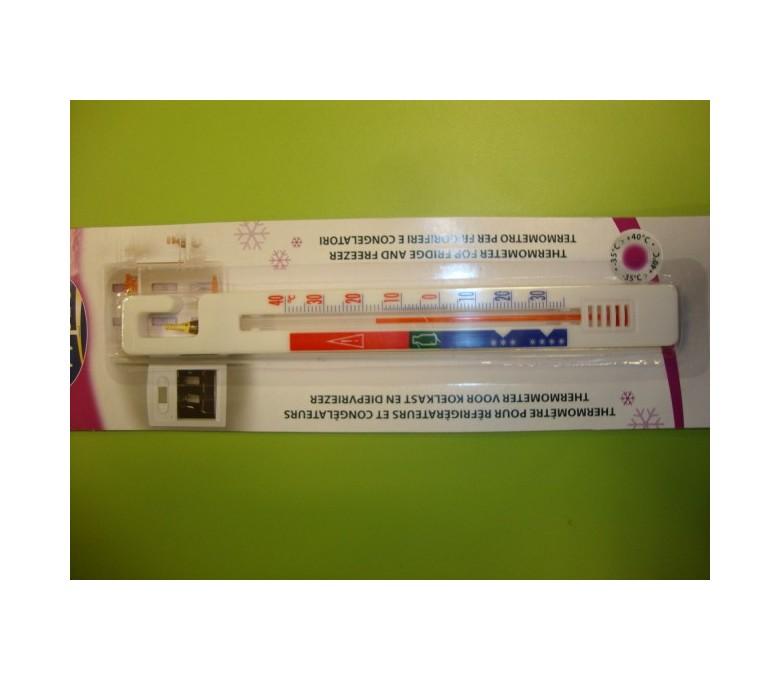 Termometro vitrina alcohol -35º+40º