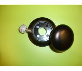 Pomo batería standar c/disco + tornillo 6mm