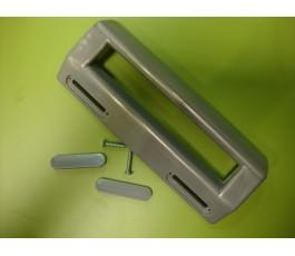 Tirador frigorífico standar plata