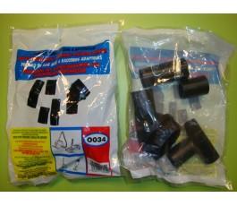Kit cepillo aspiradora + 4 adaptadores