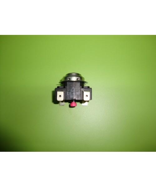 Termostato seguridad calentador electrico std. 80ºC